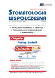 Stomatologia Współczesna nr 2/2008