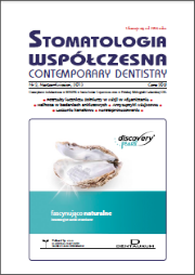 Stomatologia Współczesna nr 2/2013