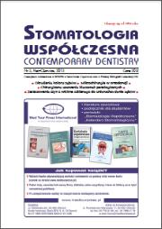 Stomatologia Współczesna nr 3/2013