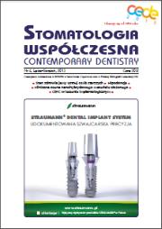 Stomatologia Współczesna nr 4/2013